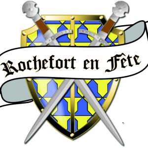 blason Rochefort en fete