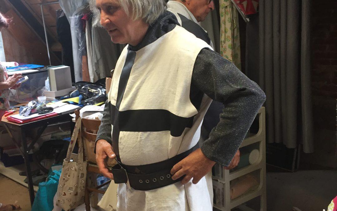 Atelier Couture avec Jean