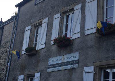 Médiévales Rochefort en Terre 2018 Le Cabinet de Curiosités